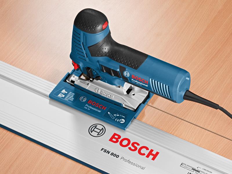 Adaptateur rail de guidage fsn sa scie sauteuse bosch - Guide de coupe pour scie sauteuse ...