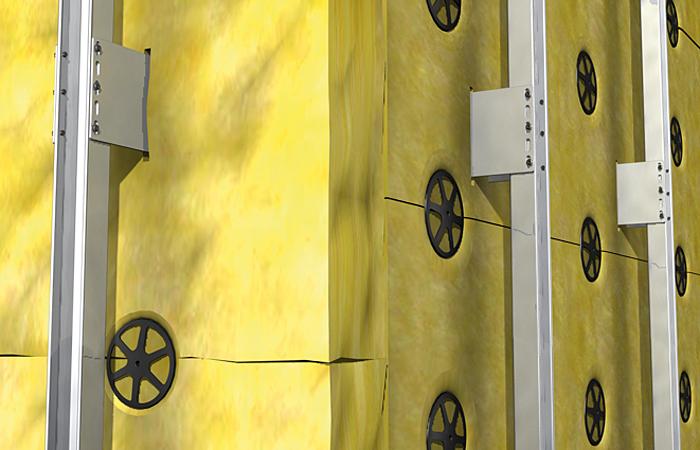Fixation laine de verre polystyrene dhk45 fischer - Fixation laine de verre ...