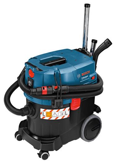 aspirateur chantier bosch gas35l_sfc+ classe_l
