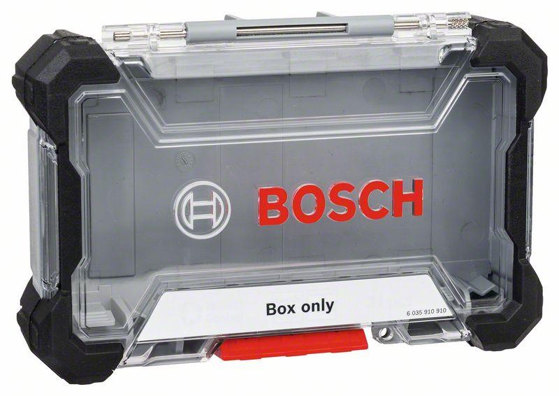 Boite rangement petit mat riel couvercle transparent tough box bosch - Boite de rangement pour bagues ...