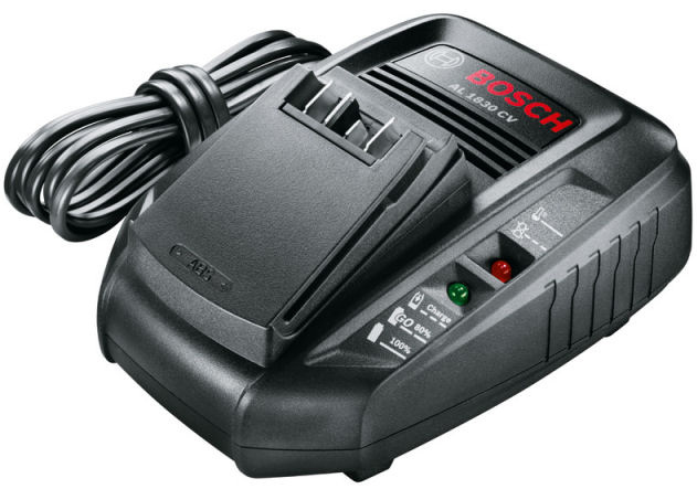 chargeur al1830 cv outils bosch power4all 18v    14 4v