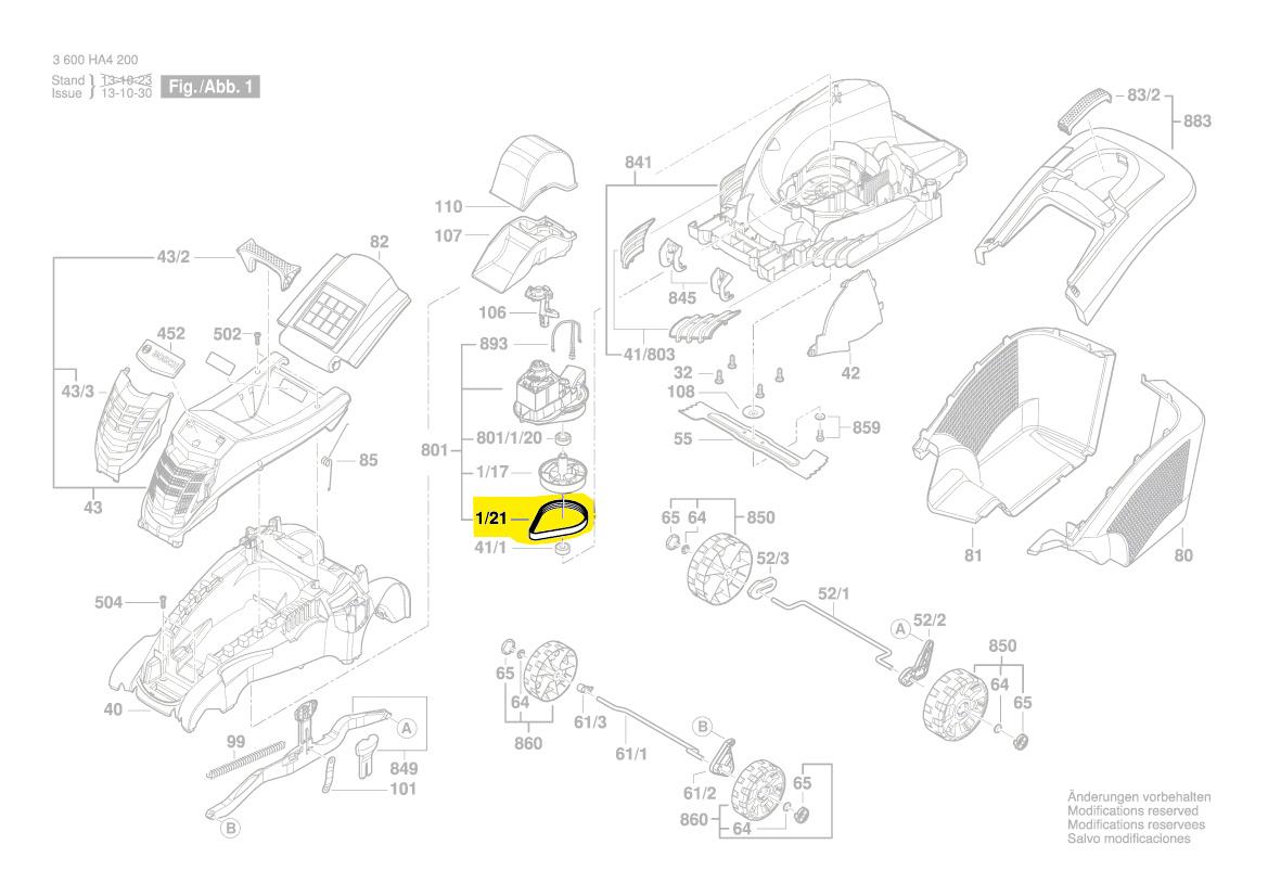 courroie rotak 43 rotak 40 bosch tondeuse gazon f016l65109. Black Bedroom Furniture Sets. Home Design Ideas