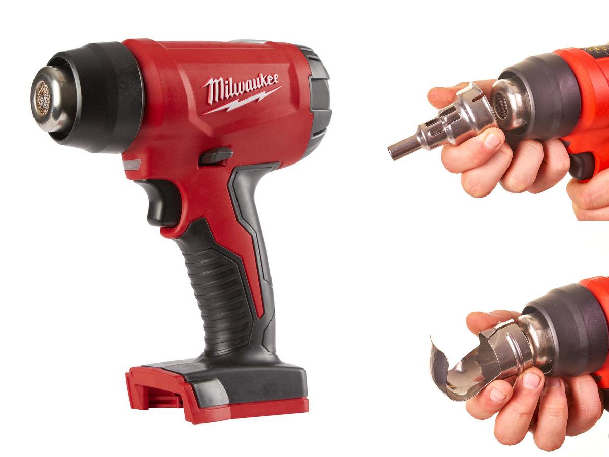 D capeur thermique sans fil m18bhg 0 milwaukee - Decapeur thermique sans fil ...