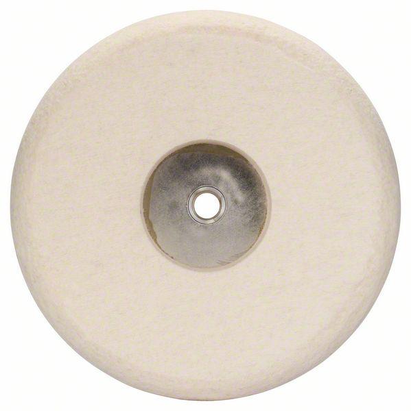 disque polir feutre polisseuse m14 gpo12 gpo12e bosch. Black Bedroom Furniture Sets. Home Design Ideas