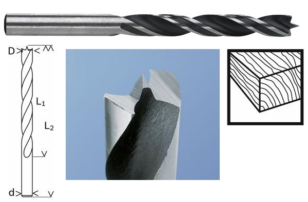 m che bois for t bois bosch pointe centrage 3mm 30mm. Black Bedroom Furniture Sets. Home Design Ideas