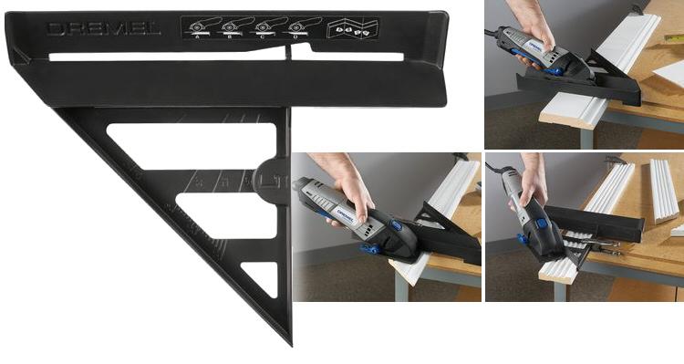 guide coupe onglet dremel dsm840 scie dsm20. Black Bedroom Furniture Sets. Home Design Ideas