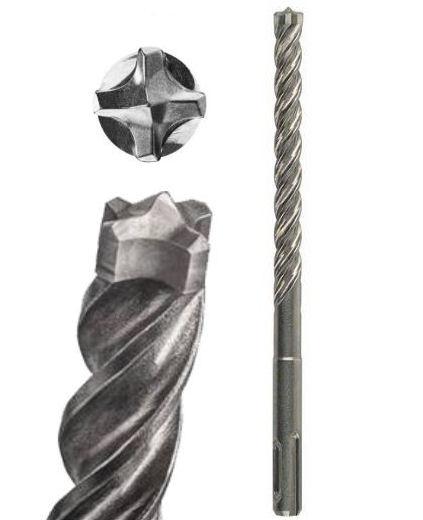 Foret 6mm béton Wurth zebra