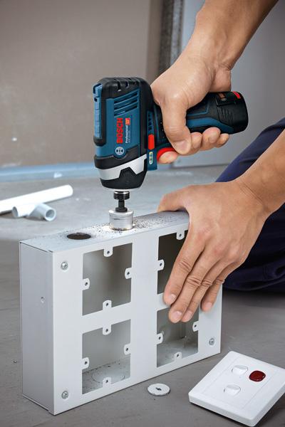 visseuse choc gdr 12v 105 bosch batteries chargeur. Black Bedroom Furniture Sets. Home Design Ideas