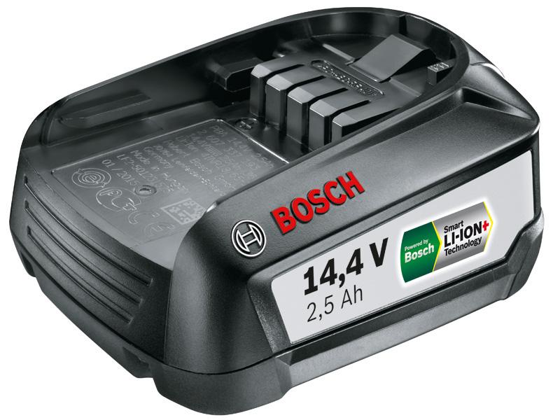 batterie bosch pba14 4v 2 5ah outil gamme bricolage jardin