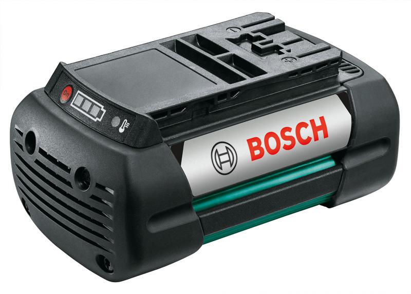 Batterie 36v 4 0 Ah Pour Outils De Jardin Bosch
