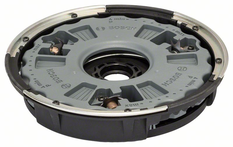 disque perforer percer tapisserie ponceuse murale PWR180CE Bosch 2609256D40