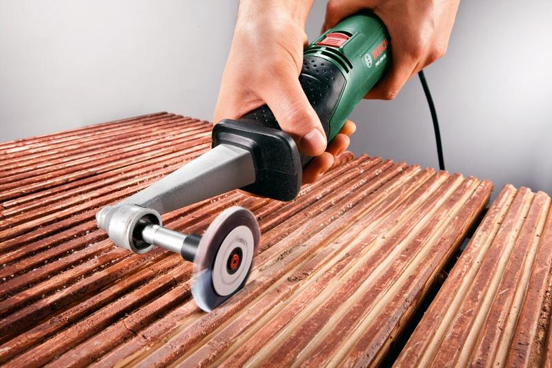 Rouleau lamelles abrasives largeur 5mm pour prr 250 es - Ponceuse multifonction bosch ...