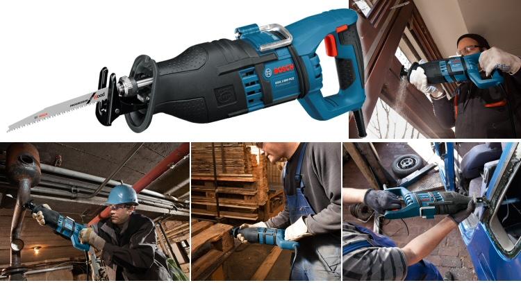 scie sabre gsa 1300 pce bosch professionnelle 1300 watt. Black Bedroom Furniture Sets. Home Design Ideas