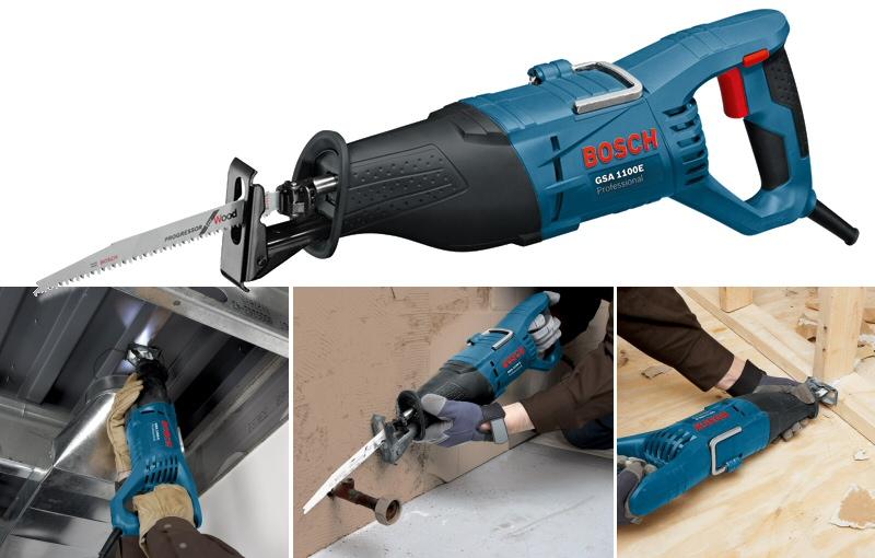 Scie sabre gsa 1100 e bosch professionnelle 1100 watt - Scie sabre lidl ...