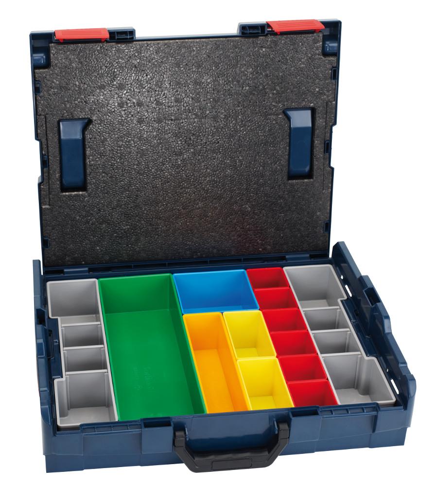 valise l boxx 102 bosch compartiment e am nag e petit. Black Bedroom Furniture Sets. Home Design Ideas